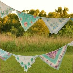 bunting banner vintage | Found on brossiebelle.wordpress.com