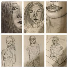 A couple pages of my #sketchbook