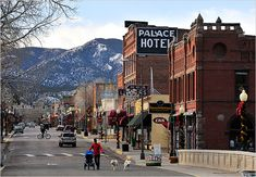 People are drawn to Salida by its year-round outdoors life, which includes fishing, boating, cycling, skiing, hunting and the more passive pastime of soaking in the local hot springs.