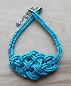 www.krisztinalango.com Azzurro necklace