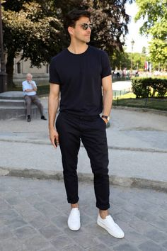 46 super Ideas for style fashion men summer moda masculina Summer Outfits Men, Stylish Mens Outfits, Summer Men, Hipster Outfits Men, Spring Summer, Men Summer Style, Men's Casual Outfits, Summer Street, Basic Outfits