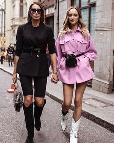 outfits with shorts Street style, womens fashion, style Street Style Outfits, Looks Street Style, Fashion Outfits, Pink Outfits, Cheap Fashion, Style Fashion, Vintage Outfits, Black Women Fashion, Womens Fashion Online