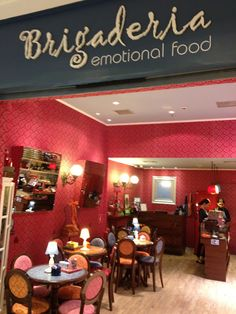 Home Idea: Brigaderia