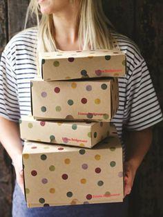Emma Bridgewater Polka Dot Gift Boxes