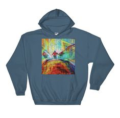 Buy unique print-on-demand products from independent artists worldwide or sell your own designs at the drop of an image! Hoodies, Sweatshirts, Online Printing, Sweaters, How To Make, Stuff To Buy, Fashion, Moda, Fashion Styles