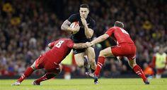 Test Match: nel 2016 tre sfide contro gli All Blacks per il Galles - On Rugby