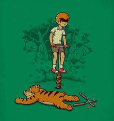 Es fácil pensar que lo que este artista le hizo a los personajes preferidos de tu niñez es pura maldad