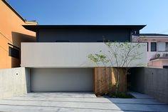 景観条例によって京都の町並みを保全する切妻屋根の家|デザイナーズハウス・注文建築・自由設計・建築家|アーキッシュギャラリー(東京・名古屋・大阪)Achish&Gallery