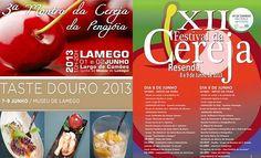 Promoção Festas da Cereja no Hotel Casa dos Viscondes da Várzea por 79€ 2PAX Noite | Lamego | Portugal | Escapadelas ®