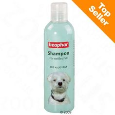 Beaphar Hunde-shampoo for White Fur 250 Ml Dog Shampoo Westie Poodle Maltese for sale online Dog Grooming Supplies, Dog Supplies, Aloe Vera Shampoo, Online Pet Store, Dog Shampoo, Westies, Dog Bed, Poodle, Animals And Pets