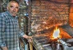 Blacksmith in Beypazari
