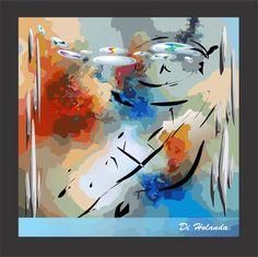 Arte de Carlos Holanda - Di Holanda