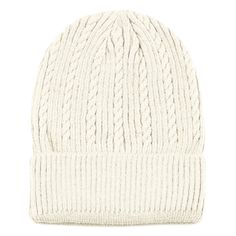 Twisted Cable Classic Beanie
