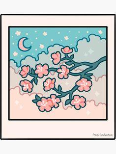 Kawaii Stickers, Anime Stickers, Cute Stickers, Griffonnages Kawaii, Arte Do Kawaii, Kawaii Makeup, Kawaii Room, Aesthetic Art, Aesthetic Anime