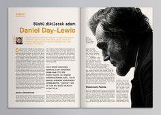 Milliyet Sanat - Popular Culture Magazine on Behance Page Layout Design, Magazine Layout Design, Web Design, Book Layout, Editorial Layout, Editorial Design, Newspaper Design, Newspaper Layout, Graphic Design Brochure