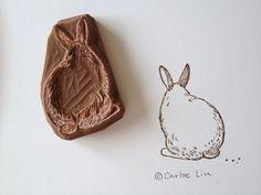 Nuomi my dear rabbit by CarloeLiu