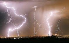 Wellington Fairy - HQ RES lightning backround - 1920x1200 px