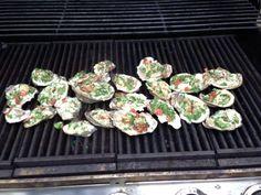 Bacon jalapeño oysters