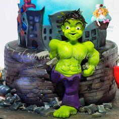 Hulk... Bolos para Amigos http://ift.tt/2aOnqbb http://ift.tt/1SqmHpK