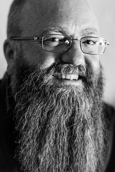 Beard man