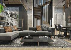Living room, house, home, interior, design