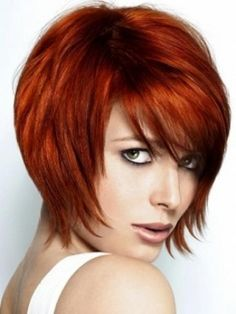 Short to Medium Haircuts for Women with Bangs for Oval Face