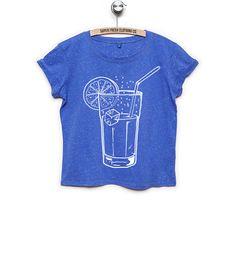 Kane Grey | Lemonade - Speckled Top - Women | online kaufen! #superfresh #kanegrey #goodvibes #summercollection #crop top #speckled