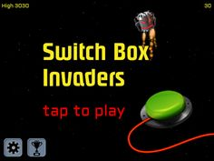Switch Box Invaders