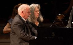 Time has the power to do many things, some positive and some on the other side of the coin. Martha Argerich and Daniel Barenboim have both enjoyed piano as solo performers for several decades. In a newly released Deutsche Grammophon recording, the classical piano masters return together in a performance 15 years in the making.
