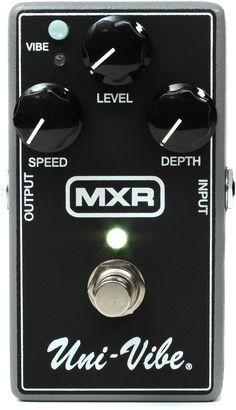 MXR M68 Uni-Vibe Chorus/Vibrato Pedal | Sweetwater.com