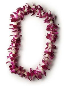 This is what your finished product should look like! About 50-60 flowers strung length wise.