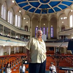 John Hagee takes the stage at Westminster Chapel as we prepare for the London 2015  #JHMRally. Lord, bless this event from start to finish...that your name might be glorified. WATCH Friday, June 19 online at www.getv.org 7:30PM central.