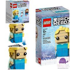 Lego Brick Headz 41617 Elsa  #ltoys #lego #toysforsale #toysrusaustralia #sylvanian #onlineshopping #onlinetoys #lb #toysale