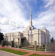 Montevideo Uruguay Temple