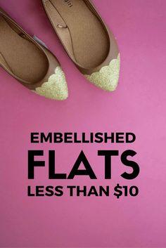 Easy DIY Flats | Cle