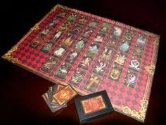 """Lenormand Reading cloth""""..i have this..signed by Ciro Marchetti and love love it"""