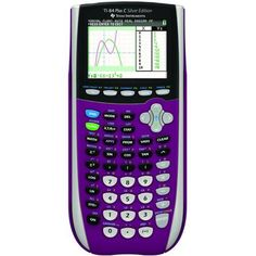 Texas Instruments Ti Plus Silver Edition Graphing Calculator