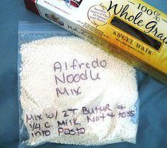 Alfredo Noodle Mix