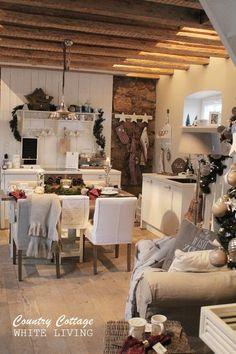 Ich liebe Wohnküchen :) ähnliche Projekte und Ideen wie im Bild vorgestellt findest du auch in unserem Magazi