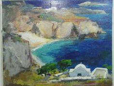 Κολοκυθας βασιλης Greeks, Painters, Artists, Places, Artist, Lugares