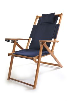 Cape Cod Beach Chair - Nauset Heights in either Navy or Pink 9c09dd0f3e