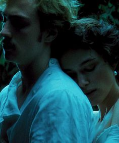 Aaron Taylor-Johnson and Keira Knightley as Count Vronsky and Anna in 'Anna Karenina' (2012)