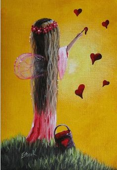 "Shawna Erback ""LITTLE HEART FAIRY"""