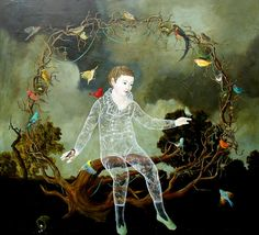 I love Anne Siems work I hope someday to have one of her pieces- this is my favorite