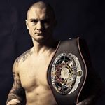 Lukasz Plawecki Kickboxer