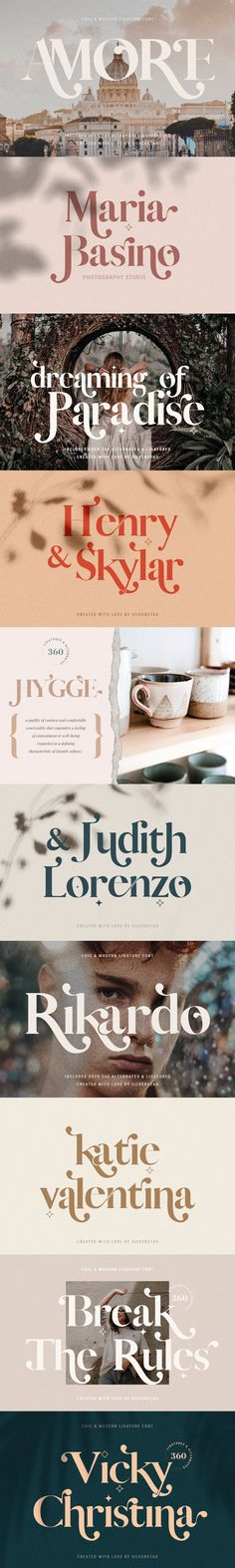 Ok, I can not even describe how excited I am to announce my new Vicky Christina Ligature Serif Font. Character Web, Best Serif Fonts, Wedding Mood Board, Uppercase And Lowercase, Social Media Template, Restaurant Design, Swirls, How To Draw Hands, Stationery