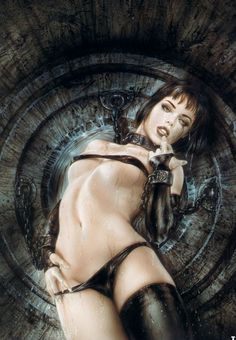 Dream In Year 2000 and 2000 Dreams - Luis Royo