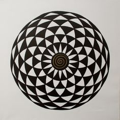 Geometric Mandala, Facebook Sign Up