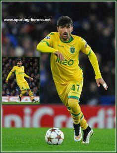 Ricardo ESGAIO - Sporting Clube De Portugal - 2014/15 UEFA Champions League matches.