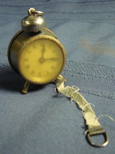 Antique Tape Measure Figural Alarm Clock Measuring Tool Sewing Accessory | eBay